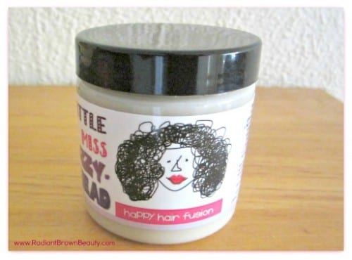 little miss fuzzy head curl cream