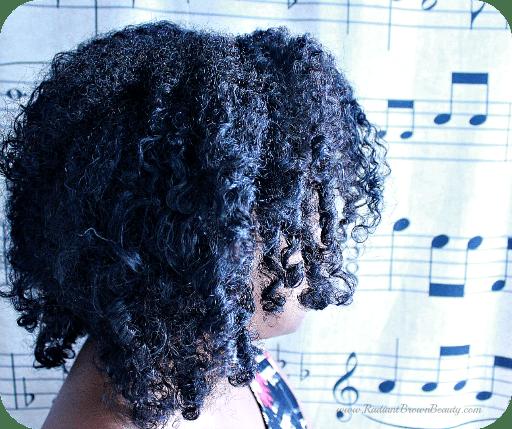 fine natural hair