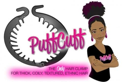 puff cuff hair clamp review