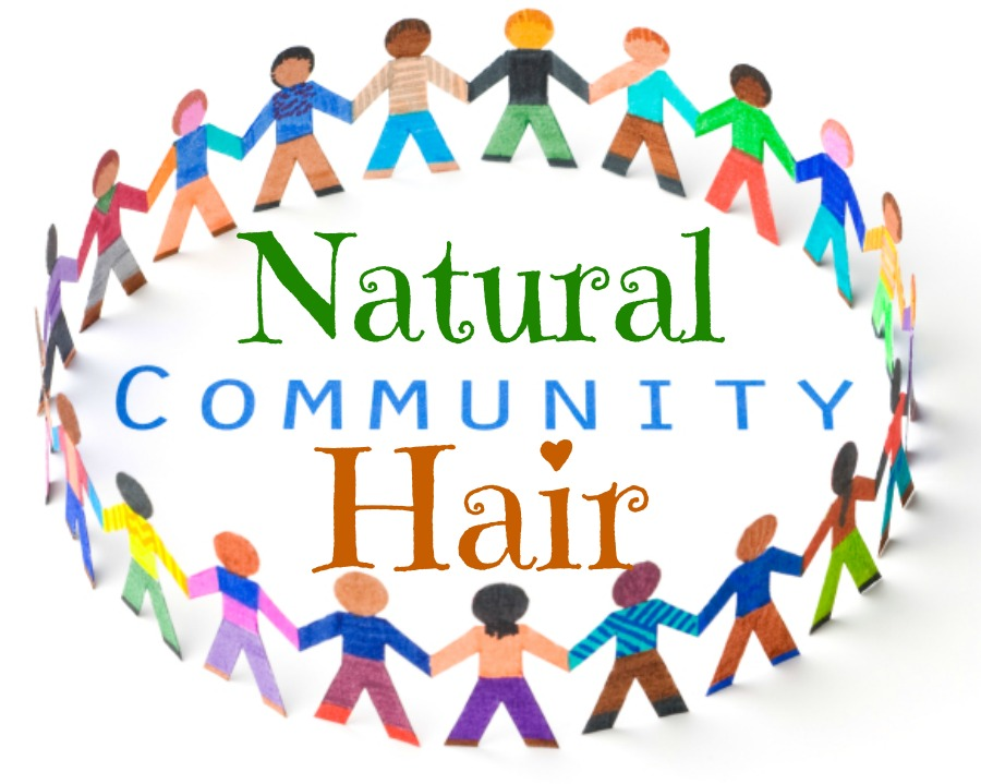 natural hair community