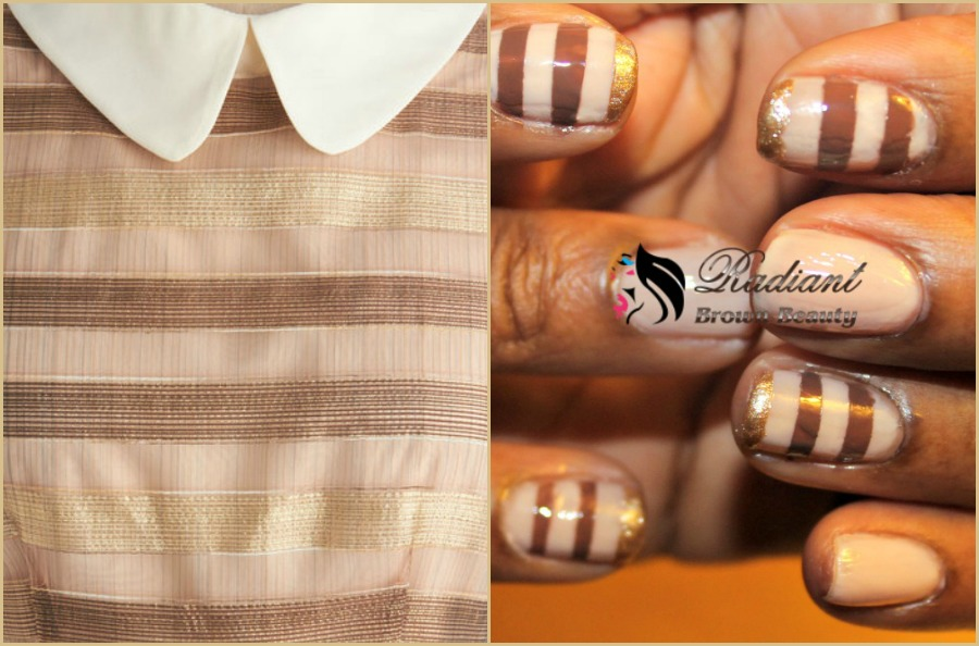 modcloth dazzling dress manicure