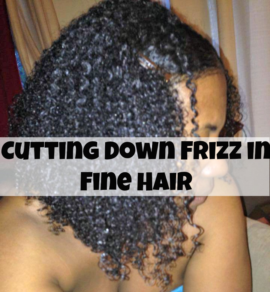 frizz free curls