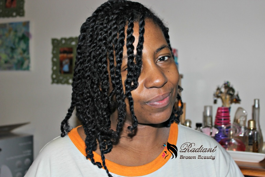 twists protective style
