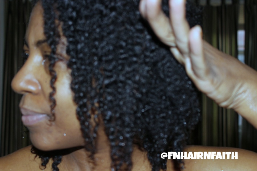 fine natural hair after henna