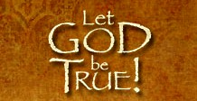 let god be true proverbs