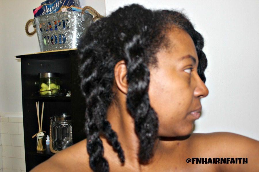 Fine Natural Hair And Faith