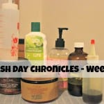 wash day chronicle