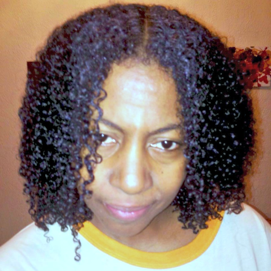 fine natural hair wash and go