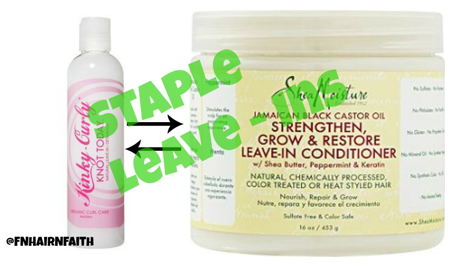 leave in conditioners for fine natural hair