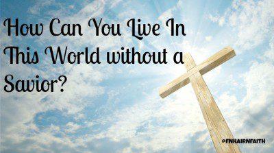 Jesus as Savior