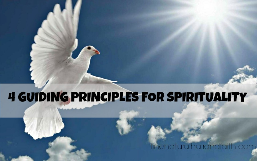 spirituality guiding principles