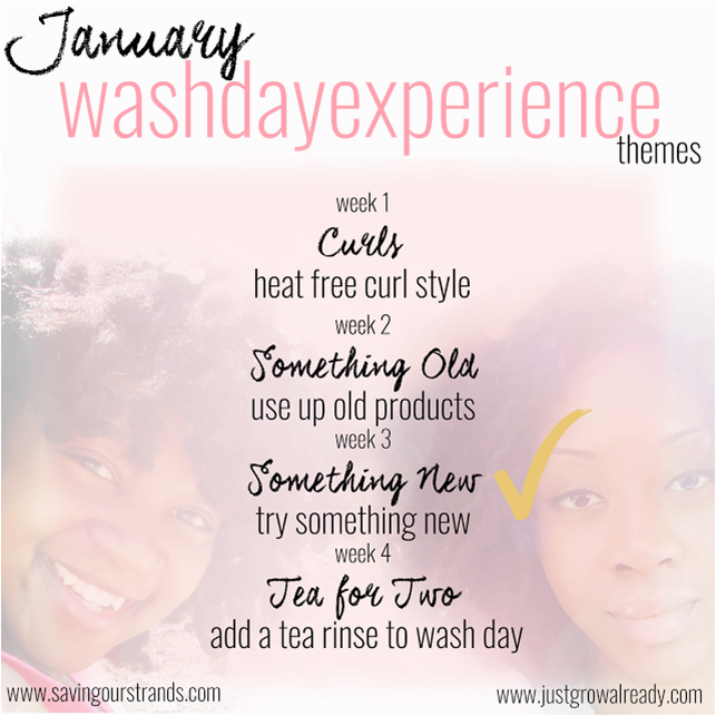 wash day experience