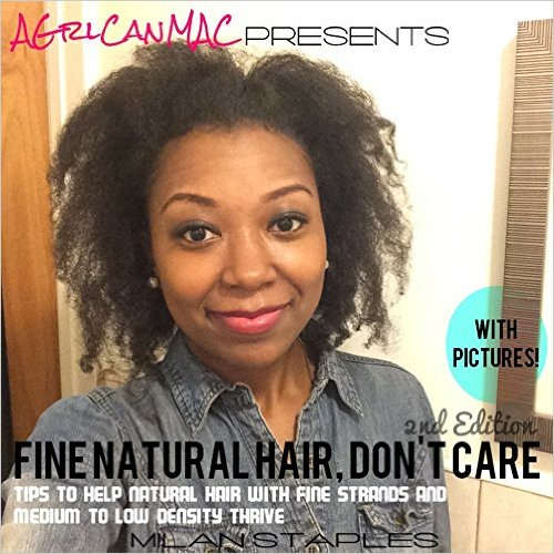 Fine Hair Don't Care book