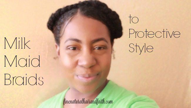 braids on fine natural hair