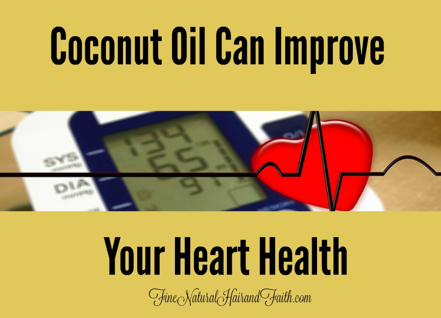 coconut oil for improved health