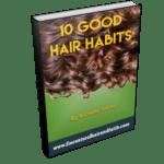 good hair habits