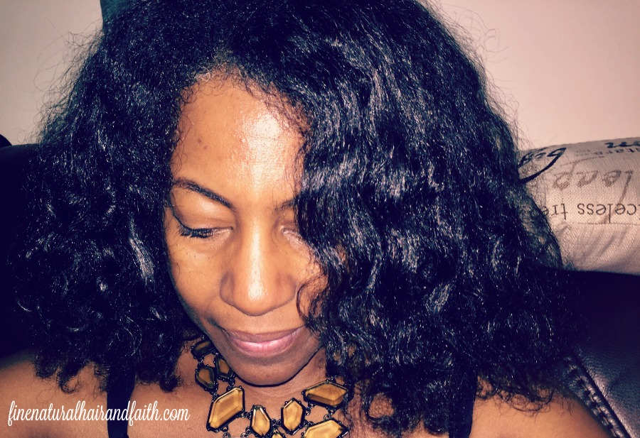 natural hair reverting