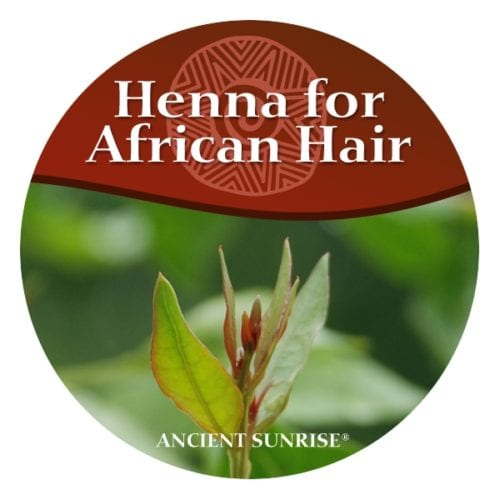 Henna for African Hair