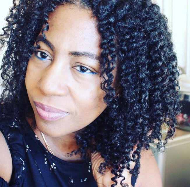 defined twist out on fine natural hair