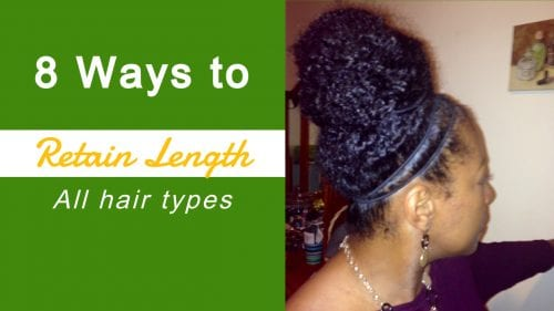 ways to retain length