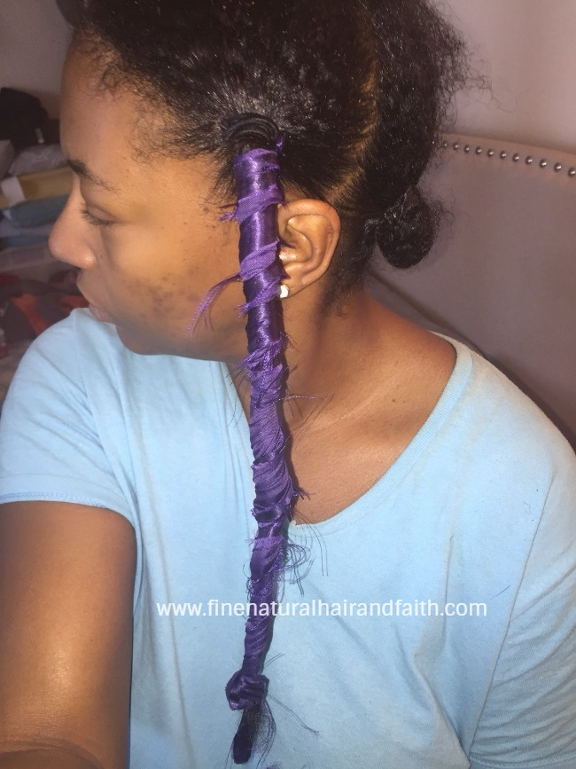 Stretching Natural Hair Withoutt Heat 3 Little Known Ways