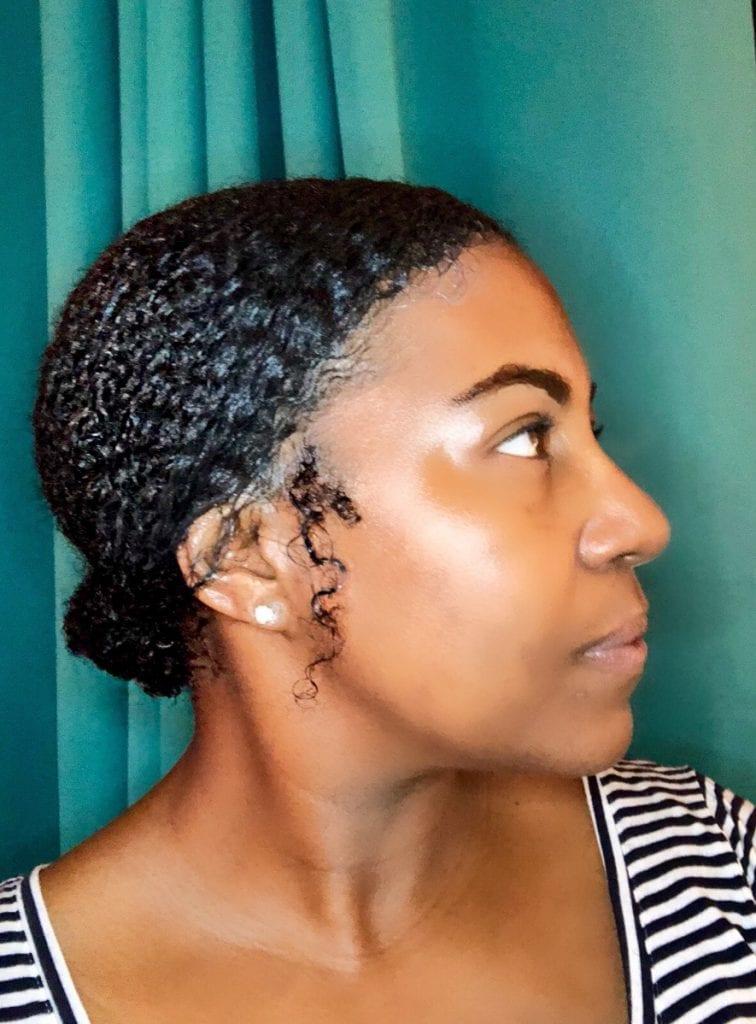 wavy fine natural hair