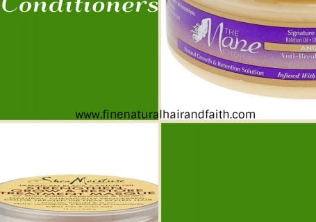 deep conditioners for fine natural hair